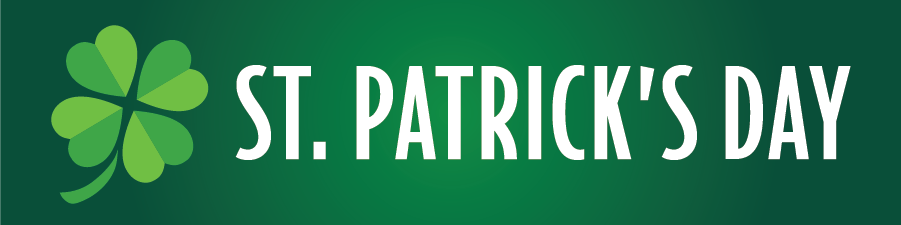 St. Patrick's Day Event Logo